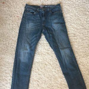 NWOT Mens Levi jeans size 34x34